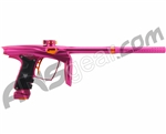 Machine Vapor Paintball Gun - Pink w/ Orange Accents