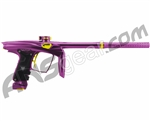 Machine Vapor Paintball Gun - Purple w/ Gold Accents