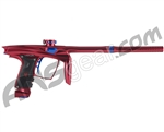 Machine Vapor Paintball Gun - Red w/ Blue Accents