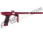 Machine Vapor Paintball Gun - Red w/ Clear Accents