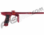 Machine Vapor Paintball Gun - Red w/ Orange Accents