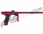 Machine Vapor Paintball Gun - Red w/ Teal Accents