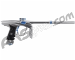 Machine Vapor Paintball Gun - Silver w/ Blue Accents