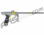 Machine Vapor Paintball Gun - Silver w/ Gold Accents