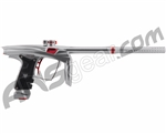 Machine Vapor Paintball Gun - Silver w/ Red Accents