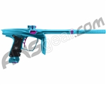 Machine Vapor Paintball Gun - Teal w/ Purple Accents