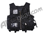 Mantis Ghost Division Paintball Vest - Black