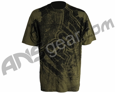 Tapout T-Shirt Broken - Green