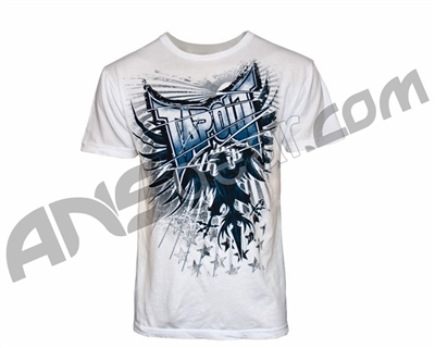 Tapout T-Shirt Chael Sonnen Glory First - White