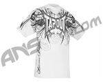 Tapout T-Shirt Darkside - White