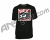 Tapout T-Shirt Power - Black/White/Red