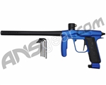 2011 Mokal Aura Paintball Gun - Dust Blue/Black