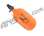 Ninja Dura Carbon Fiber Air Tank w/ Adjustable Regulator - 68/4500 - Orange