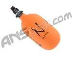 Ninja Dura Pro Carbon Fiber Air Tank - 68/4500 - Orange