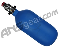 Ninja SL2 Carbon Fiber Air Tank - 45/4500 w/ Pro V2 SLP Regulator - Blue (Cerakote Finish)