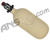 Ninja SL2 Carbon Fiber Air Tank - 45/4500 w/ Pro V2 SLP Regulator - Sand (Cerakote Finish)
