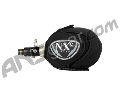 NXE 2009 Elevation Series Tank Cover - Small - Jet Black (T365074)