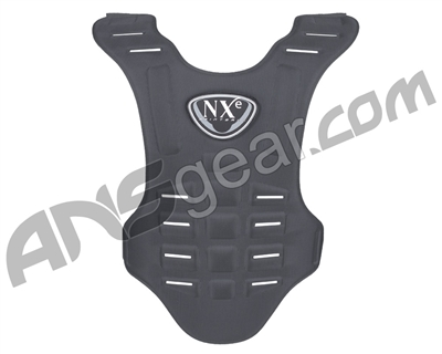 NXe Paintball Chest & Back Protector - Grey