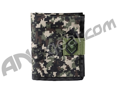 "NXe Extraktion ""Chart"" Map Reader Pouch - Camo"