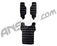 "NXe Extraktion ""Flank"" Light Paintball Vest - Black"