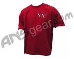 NXE 2008 08 Logo T-Shirt - Red