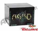 APX Agro Pro Paintballs Case 500 Rounds - Watermelon Scented - Pink Fill