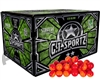 GI Sportz 2 Star Paintball Case 500 Rounds - Orange Fill