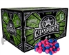 GI Sportz 2 Star Paintball Case 100 Rounds - Pink Fill