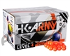 HK Army Supreme Paintballs Case 2000 Rounds - Yellow Fill