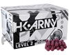 HK Army Select Paintballs Case 1000 Rounds - Pink Fill