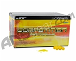 JT Competition Paintballs Case 2000 Rounds - Yellow Fill