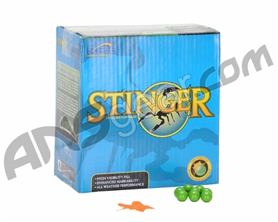 RPS Stinger Paintballs - 500 Rounds - Orange Fill
