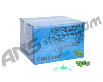 Valken Crusade Paintball Case 100 Rounds - Green Fill