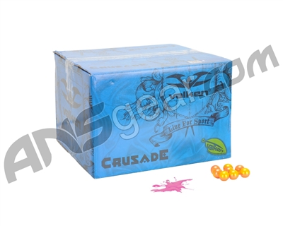 Valken Crusade Paintball Case 500 Rounds - Pink Fill
