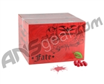 Valken Fate Paintball Case 500 Rounds - Rose Red Fill