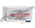 XO Spectrum Paintballs Case 2000 Rounds - Orange Fill