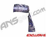 Paintball Assassin Headband - Aloha Purple