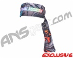 Paintball Assassin Headband - Aloha Rainbow