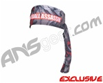Paintball Assassin Headband - Aloha Red