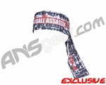 Paintball Assassin Headband - Designed