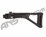 PCS Tippmann 98 Folding Stock - Black
