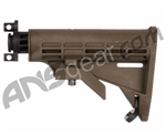 PCS Tippmann A5 Car Stock - Olive
