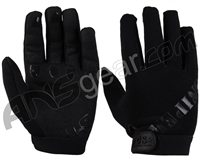 PCS Sniper Paintball Gloves - Black