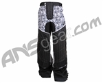 Planet Eclipse 2008 Distortion Paintball Pants - Black/White
