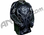 Planet Eclipse 2009 Distortion Paintball Jersey - Covert