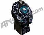 Planet Eclipse 2009 Distortion Paintball Jersey - Lagoon