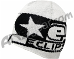 Planet Eclipse 2010 Bold Beanie - White