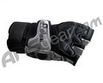 Planet Eclipse 2010 Gauntlet Paintball Gloves - Black