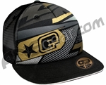 Planet Eclipse 2010 Lightning Cap - Black/Gold