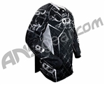 Planet Eclipse 2010 Distortion Paintball Jersey - Domino